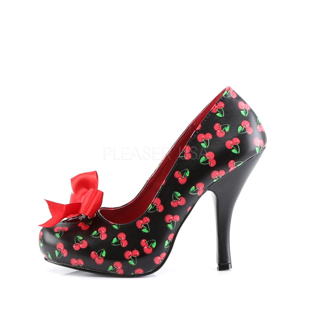 PLEASER CUTIEPIE 06 PIN Schuhe UP COUTURE 4 1/2