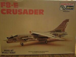 HASEGAWA F-8E CRUSADER ,1/72SCALE
