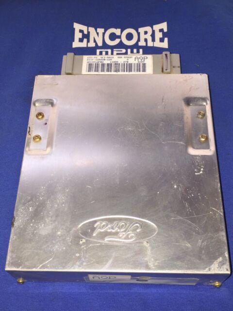 1988 Ford Mustang Ecu Wiring