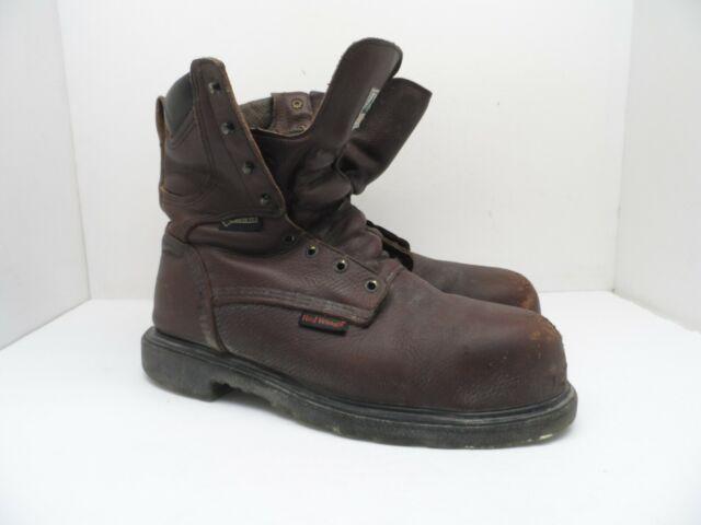 Irish Setter Work Mens Marshall 83930 Pull-On Steel Toe Work Boot