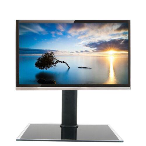 "Heavy Duty 26/""-71/"" Universal Table TV Stand Bracket Pedestal LCD LED VESA Mount"