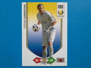 Card-Calciatori-Panini-Adrenalyn-2010-11-2011-n-85-Sorrentino-Chievoverona