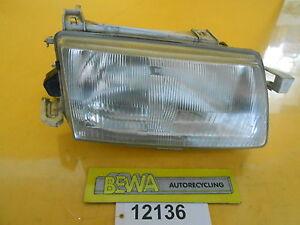 Scheinwerfer-vorne-rechts-mit-LW-R-Opel-Astra-F-0301031306-Nr-12136-E