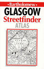 Glasgow Streetfinder Atlas by HarperCollins Publishers (Sheet map, 1997)