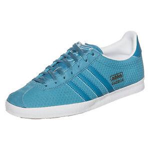 adidas gazelle bleu ciel femme