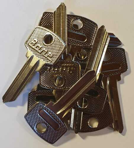 10 Stück BS2 Rohling Schlüsselrohling für BANE SECULIC