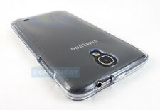 CRYSTAL CLEAR HARD SNAP-ON CASE COVER FOR SAMSUNG GALAXY MEGA II 2 G750F