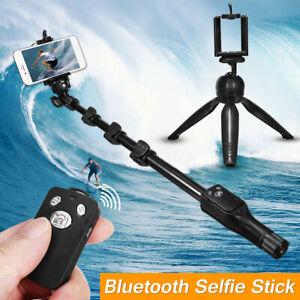 bluetooth-Extendable-Handheld-Selfie-Stick-Monopod-Tripod-For-Smart-Cell-Phone