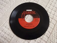 LAVERN BAKER  & BEN E KING  HOW OFTEN/A HELP-EACH-OTHER ROMANCE ATLANTIC 2067