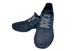 Adidas Mens / Womens Swift Run Charcoal