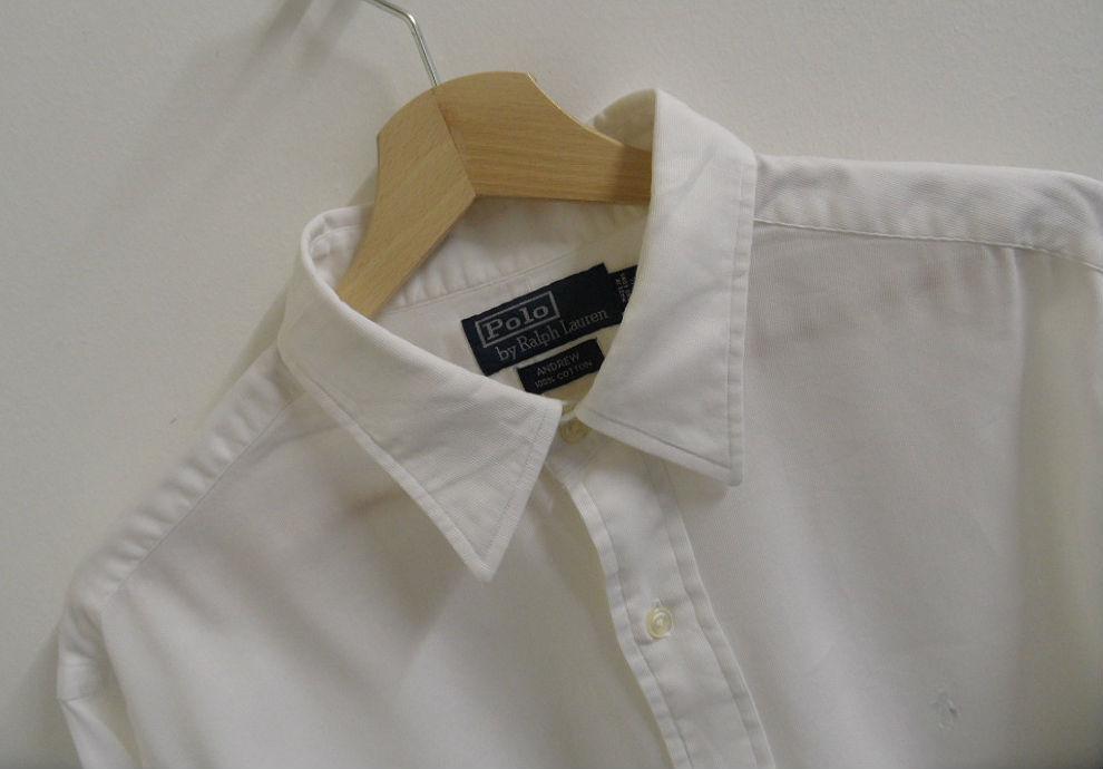 f5579aabb Mens Ralph Lauren Andrew Long Sleeve Shirt Size 16.5 34 35 Original LS641