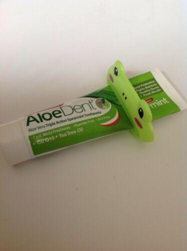 Toothpaste Tube Squeezer Dispenser Roller KidsFreddy Frog