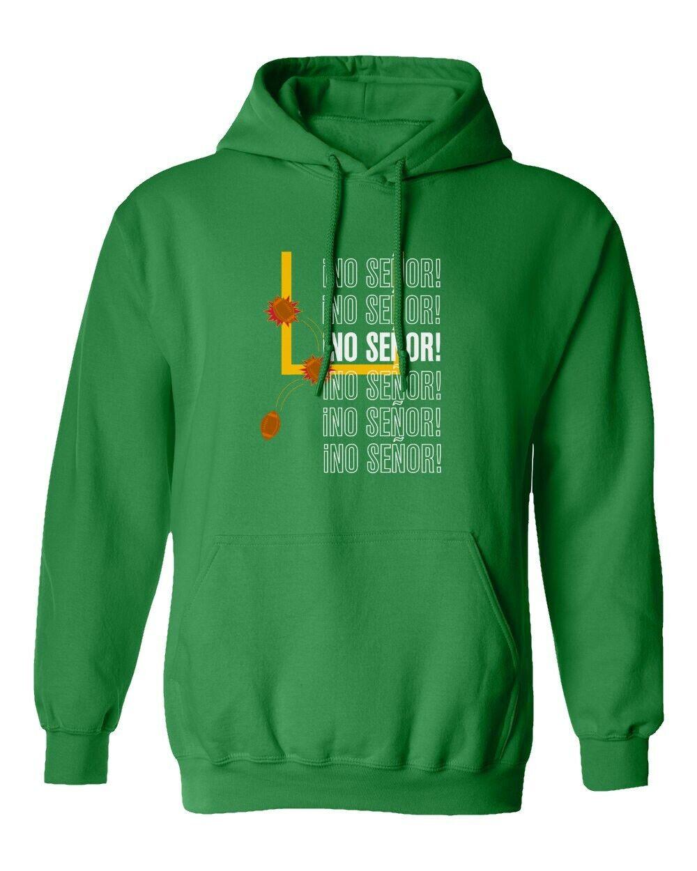 Philadelphia Eagles NO SENOR Cody Parkey Miss Men's Hooded Sweatshirt
