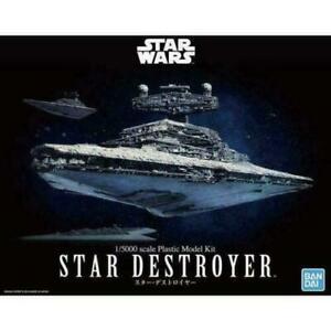 Bandai-Star-Wars-Star-Destroyer-1-5000-Scale-Model-Kit-Hobby-Kit-USA-Seller