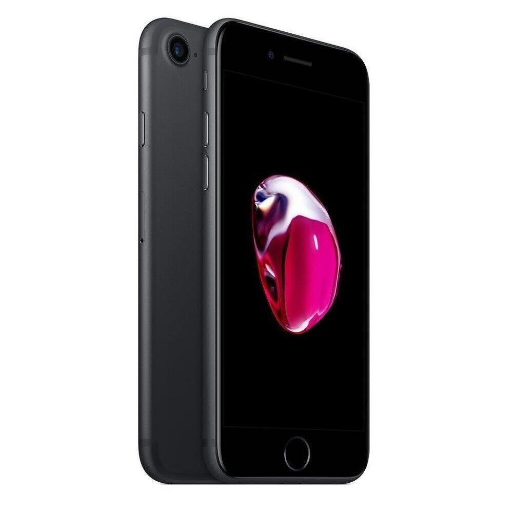 iPhone: APPLE IPHONE 7 128GB NERO GREY ROTTO DIFETTOSO SCHEDA MADRE PEZZI DI RICAMBIO