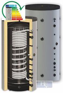 Hygienespeicher 500 L Heizpatrone 3kW Warmwasserspeicher ...