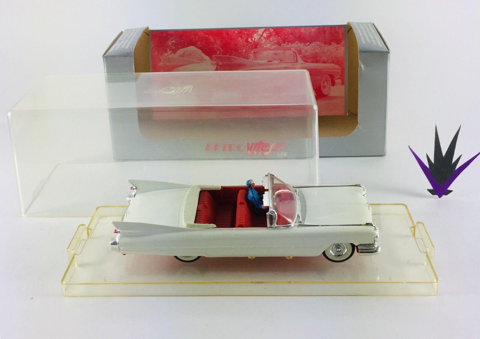 1 43 Cadillac Type 62 1959 Open cabriolet Vitesse