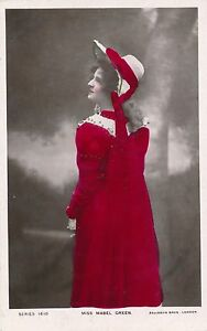 POSTCARD-ACTRESSES-Mabel-Green
