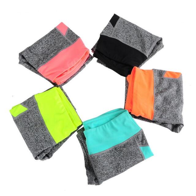 Damen Trainingshose Jogginghose Sporthose Fitness Hose Wadenlang Warm M7386