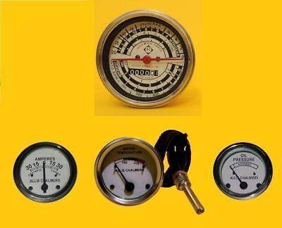 DAVID BROWN Tractor Oil Pressure Gauge