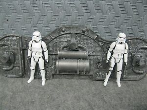 Star-Wars-Award-Winning-Custom-Cast-Space-Wall-Panel-Diorama-Parts-Free-Shipping