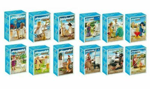 Playmobil Greek Gods 9149 9150 9523 9524 9525 9526 70213 70214 215 216 217 218