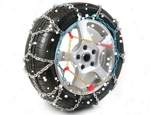 16mm Heavy Duty Snow Chain / 15