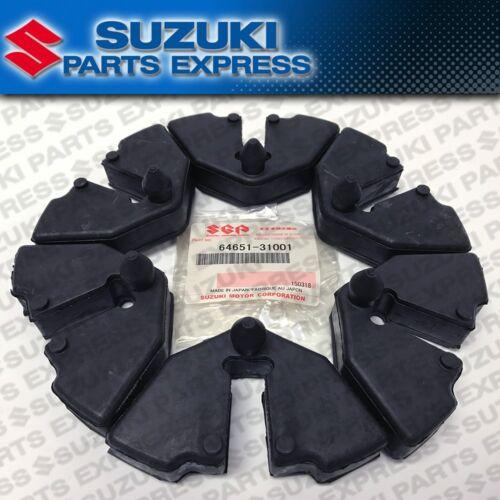 NEW SUZUKI HAYABUSA GSX1300R GSXR 750 1100 REAR WHEEL CUSH DRIVE RUBBERS SET
