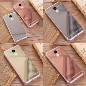 Details about For Huawei P10 Plus P8 Lite 2017 Nova Honor 8 Mate 9 TPU Mirror Soft Case Cover