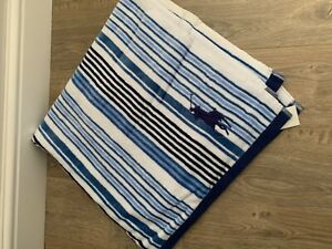 BNWT POLO RALPH LAUREN LUXURY STRIPE BEACH TOWEL//SWIMMING TOWEL XXL