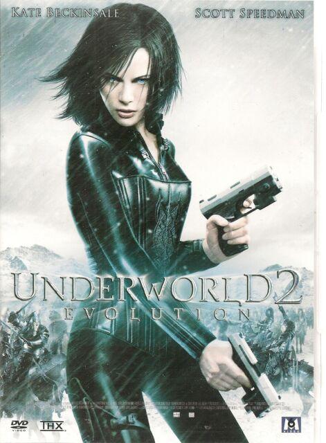 """DVD """"Underworld 2 evolution"""" - NEUF SOUS BLISTER"""
