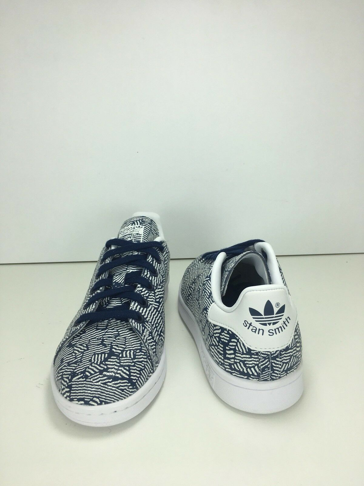 SCARPE  N 36 2/3.  Uk. 4  2/3.  ADIDAS STAN SMITH SNEAKERS BASSE   S76663 1b8c6d