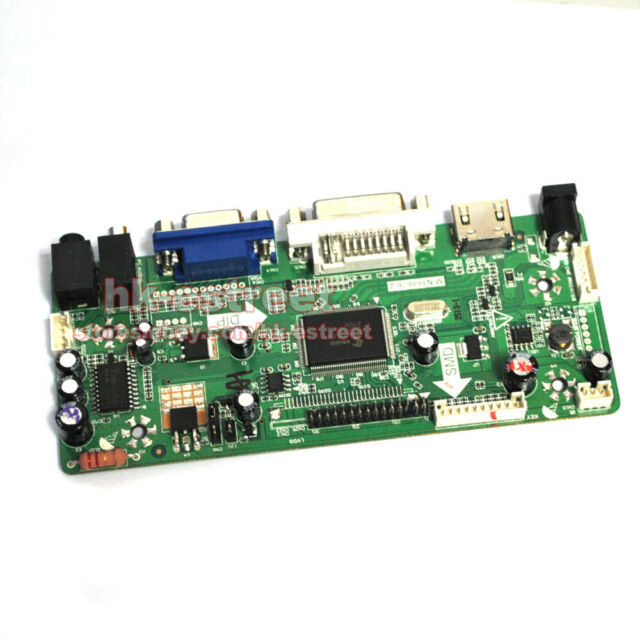 Power @USA HDMI+DVI+VGA LCD Controller Board for LP154WP1-TLA2 LP154WP1 TL A2
