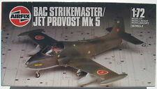 AIRFIX 9 03049 - BAC STRIKEMASTER JET PROVOST Mk 5 - 1:72 -Flugzeug Bausatz -KIT