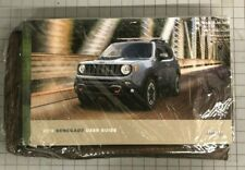 Other Car Manuals 2018 Jeep Rengade OEM Owners Manual Vehicle ...