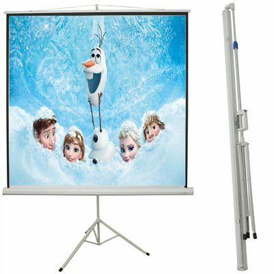 Pyle Universal PRJTP84 84-Inch Floor Standing Portable Fold-Out Roll-Up Tripod