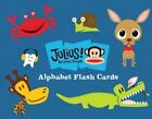 Julius and Friends Alphabet Flash Cards by Paul Frank Industries (Diary, 2008)