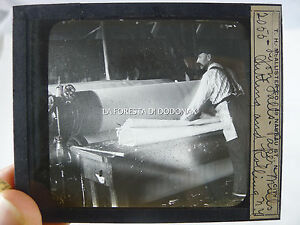 PHOTO 1890C LYON FALLS NY NEW YORK PAPER MILL VINTAGE INDUSTRIAL ARCHEOLOGY