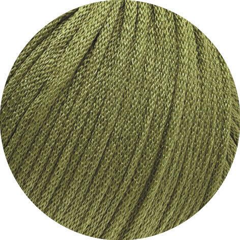 Lana creativo 20 verde oliva 50 G lana Grossa-seta-FB