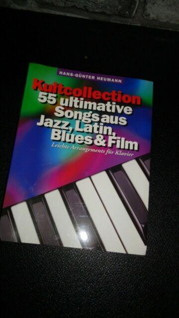 Hans Günter Heumann Kultcollection leichte Arrangements für Klavier