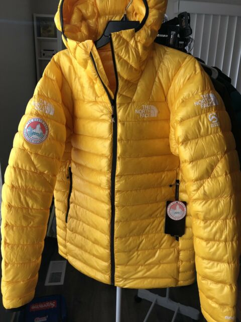 93bf9549dcc New The North Face L3 800 Down Fill Hoody Jacket Summit Series Mens Large