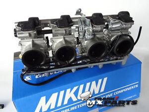 Mikuni-RS-36-38-Flachschieber-Vergaser-Kit-Kawasaki-ZRX-1100-1200-Zephyr-1100