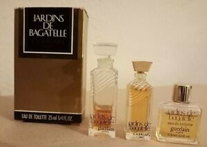 3 CACHAREL Miniature Perfumes YES I AM