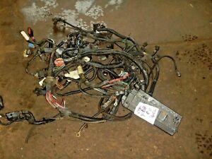 jeep wrangler tj 99 4.0 automatic engine wire harness wiring loom 6  cylinder   ebay  ebay