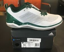 adidas Speed Trainer 2 Mens White Mesh   Synthetic Athletic Training ... b7be940a7f5