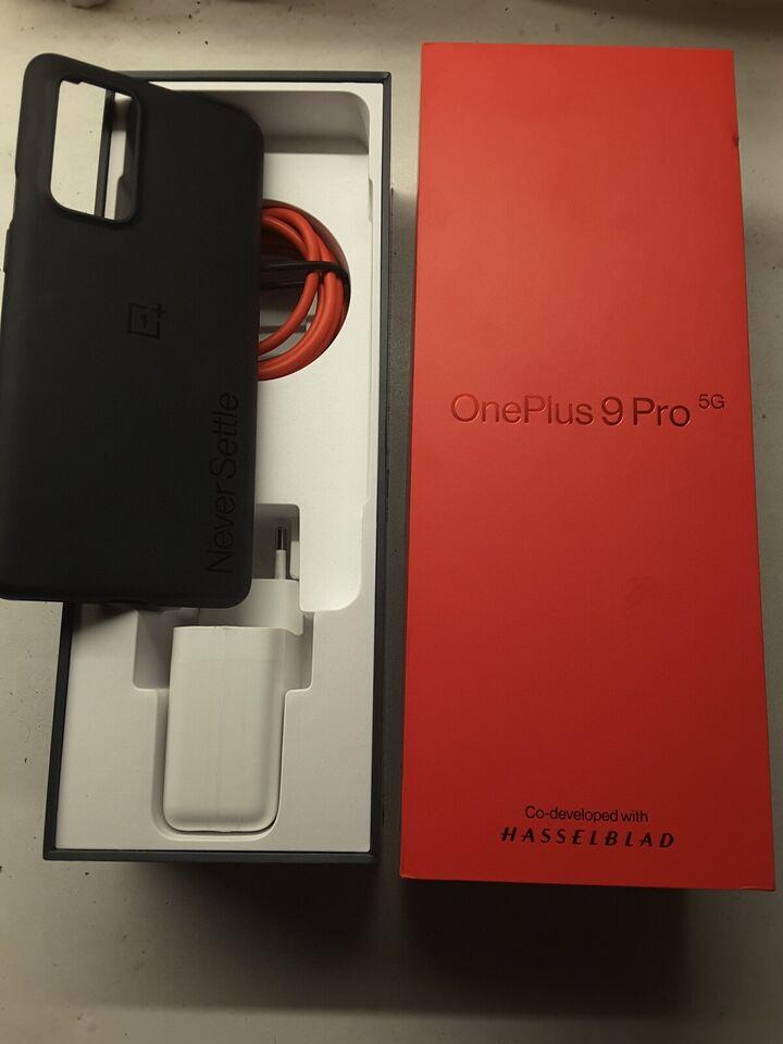 OnePlus 9 PRO 2SIM KORT ANDROID 11, 128GB + 8GB RAM , Perfekt