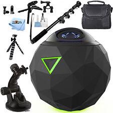 360fly 4K Video Camera 10 Piece PRO Bundle!! BRAND NEW!!