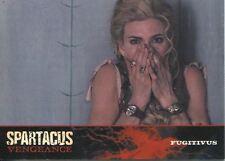 Spartacus Vengeance Episode Synopsis Base Card E2