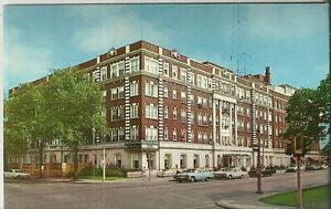Image Is Loading Oak Park Arms Hotel Postcard Illinois