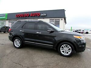 2015 Ford Explorer XLT 4WD Leather*Navigation*Camera*Panoramic*Certified